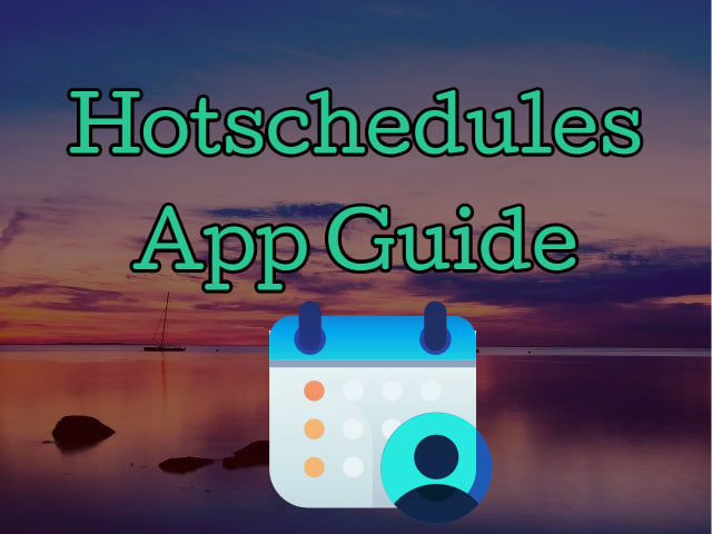 Hotschedules login